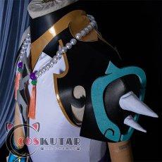 画像6: 原神 Genshin 魈 ショウ コスプレ衣装 (6)