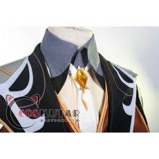 画像17: 原神 Genshin 鐘離 コスプレ衣装 (17)