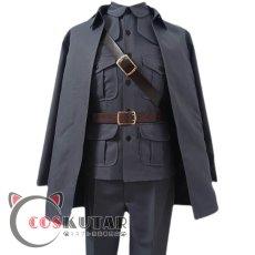 画像2: 第五人格 IdentityV ダクス大佐 傭兵 ナワーブ・サベダー コスプレ衣装 (2)