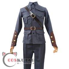 画像4: 第五人格 IdentityV ダクス大佐 傭兵 ナワーブ・サベダー コスプレ衣装 (4)