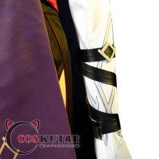 画像12: 原神 Genshin ロサリア コスプレ衣装 (12)