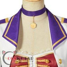 画像6: ウマ娘 プリティーダービー 制服 サクラバクシンオー コスプレ衣装 (6)