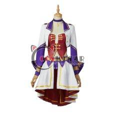 画像1: ウマ娘 プリティーダービー 制服 サクラバクシンオー コスプレ衣装 (1)