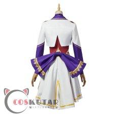 画像5: ウマ娘 プリティーダービー 制服 サクラバクシンオー コスプレ衣装 (5)