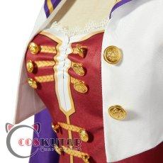画像13: ウマ娘 プリティーダービー 制服 サクラバクシンオー コスプレ衣装 (13)