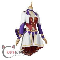 画像3: ウマ娘 プリティーダービー 制服 サクラバクシンオー コスプレ衣装 (3)
