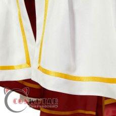 画像16: ウマ娘 プリティーダービー 制服 サクラバクシンオー コスプレ衣装 (16)