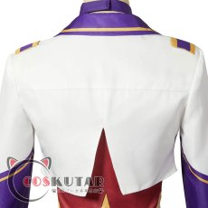 画像7: ウマ娘 プリティーダービー 制服 サクラバクシンオー コスプレ衣装 (7)