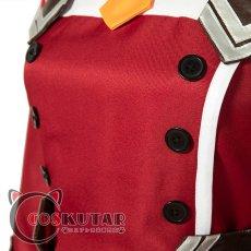 画像8: ダーリン・イン・ザ・フランキス DARLING in the FRANXX 02 ZERO TWO コスプレ衣装 (8)