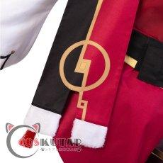 画像14: 原神 Genshin 煙緋 ヤンフェイ コスプレ衣装 (14)