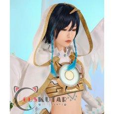 画像7: 原神 Genshin 風神 バルバトス コスプレ衣装 (7)