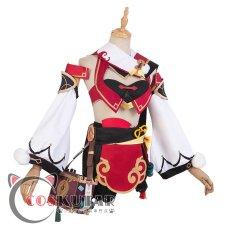 画像3: 原神 Genshin 煙緋 ヤンフェイ コスプレ衣装 (3)