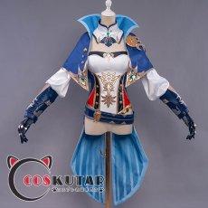 画像5: 原神 Genshin ジン コスプレ衣装 (5)