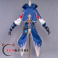 画像7: 原神 Genshin ジン コスプレ衣装 (7)