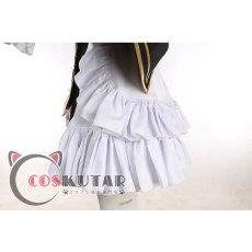 画像16: ウマ娘 プリティーダービー 勝負服 メジロマックイーン コスプレ衣装 (16)