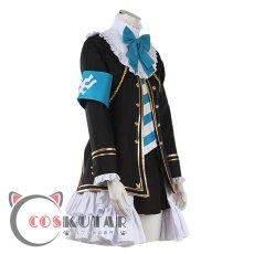 画像4: ウマ娘 プリティーダービー 勝負服 メジロマックイーン コスプレ衣装 (4)