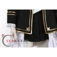 画像8: ウマ娘 プリティーダービー 勝負服 メジロマックイーン コスプレ衣装 (8)
