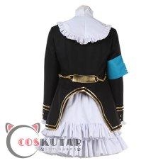 画像5: ウマ娘 プリティーダービー 勝負服 メジロマックイーン コスプレ衣装 (5)