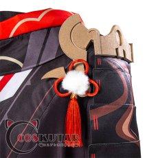 画像9: 原神 Genshin 楓原万葉 コスプレ衣装 (9)