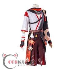 画像2: 原神 Genshin 楓原万葉 コスプレ衣装 (2)