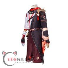 画像3: 原神 Genshin 楓原万葉 コスプレ衣装 (3)