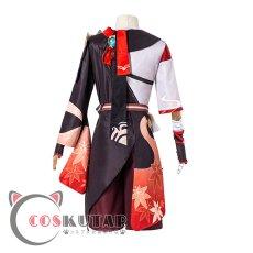 画像4: 原神 Genshin 楓原万葉 コスプレ衣装 (4)