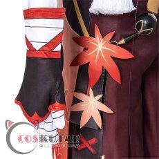 画像13: 原神 Genshin 楓原万葉 コスプレ衣装 (13)