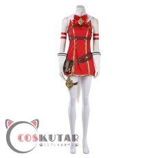 画像2: ウマ娘 プリティーダービー 勝負服 ゴールドシップ コスプレ衣装 (2)