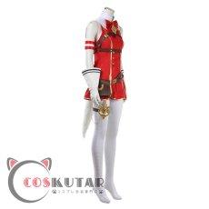 画像4: ウマ娘 プリティーダービー 勝負服 ゴールドシップ コスプレ衣装 (4)