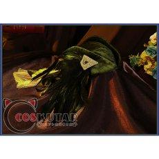 画像15: 第五人格 IdentityV スカーレット 血の女王 マリー コスプレ衣装 (15)