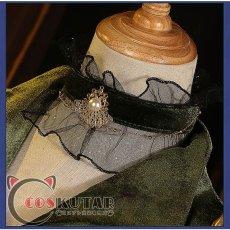 画像4: 第五人格 IdentityV スカーレット 血の女王 マリー コスプレ衣装 (4)