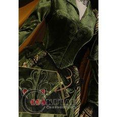 画像3: 第五人格 IdentityV スカーレット 血の女王 マリー コスプレ衣装 (3)
