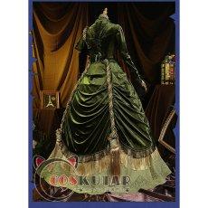 画像2: 第五人格 IdentityV スカーレット 血の女王 マリー コスプレ衣装 (2)