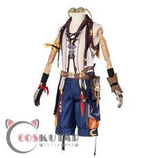画像4: 原神 Genshin ベネット コスプレ衣装 (4)