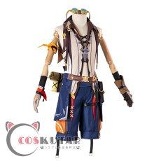 画像3: 原神 Genshin ベネット コスプレ衣装 (3)
