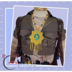 画像5: 第五人格 IdentityV バイパー 囚人 ルカ・バルサー コスプレ衣装 (5)
