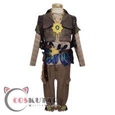 画像2: 第五人格 IdentityV バイパー 囚人 ルカ・バルサー コスプレ衣装 (2)