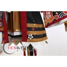 画像11: ウマ娘 プリティーダービー キタサンブラック コスプレ衣装 (11)