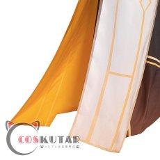 画像10: 原神 Genshin 岩神 モラクス コスプレ衣装 (10)