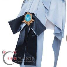 画像16: 原神 Genshin 水着 海風の夢 ジン コスプレ衣装 修正版 (16)