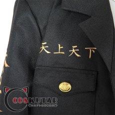 画像9: 東京卍リベンジャーズ 初代総長 マイキー 佐野万次郎 コスプレ衣装 (9)