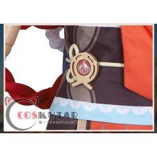 画像11: 原神 Genshin 宵宮 コスプレ衣装 (11)