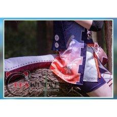画像9: 原神 Genshin 早柚 コスプレ衣装 (9)
