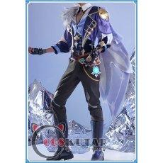 画像3: 原神 Genshin ガイア コスプレ衣装 (3)
