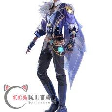 画像2: 原神 Genshin ガイア コスプレ衣装 (2)