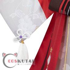 画像16: 原神 Genshin 八重神子 コスプレ衣装 (16)
