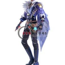 画像1: 原神 Genshin ガイア コスプレ衣装 (1)