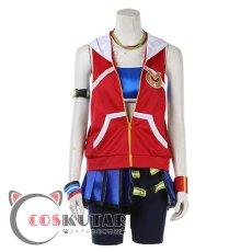 画像2: ウマ娘 プリティーダービー 勝負服 ウイニングチケット コスプレ衣装 (2)