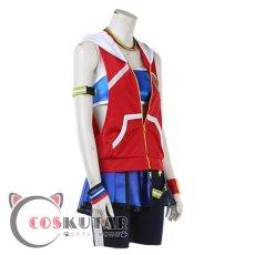 画像4: ウマ娘 プリティーダービー 勝負服 ウイニングチケット コスプレ衣装 (4)
