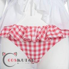 画像10: アークナイツ 水着 エイヤフィヤトラ コスプレ衣装 (10)